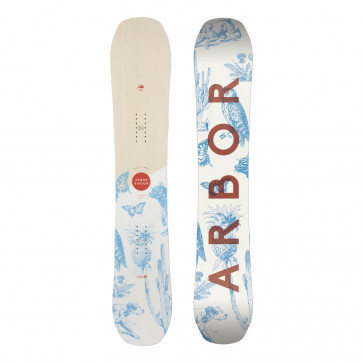 Arbor Swoon Camber Womens Snowboard