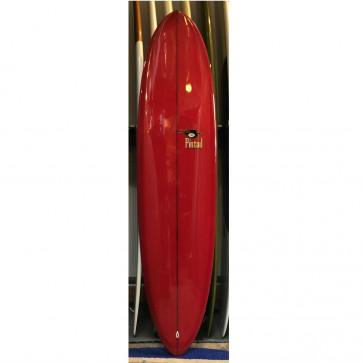 Bing Pintail Mini 74 Red Tint wGloss  Polish