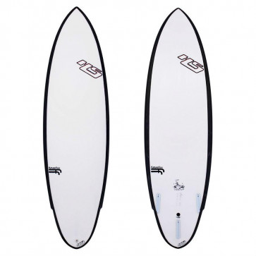 Haydenshapes FF Shred Sled 60 Futures Thruster