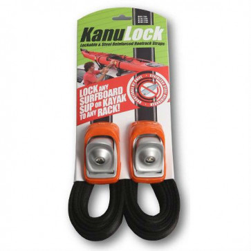 KanuLock Locking Straps 11ft