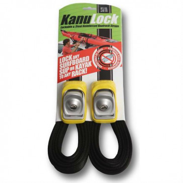 KanuLock Locking Straps 13ft