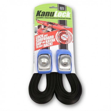 KanuLock Locking Straps 18ft