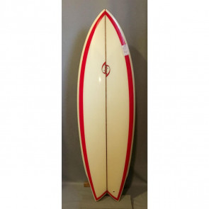 Bing Q2 54 Quad Surfboard