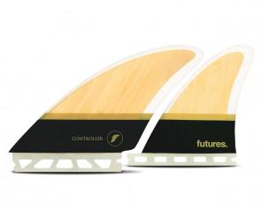Futures Fins Controller HC QUAD Bamboo