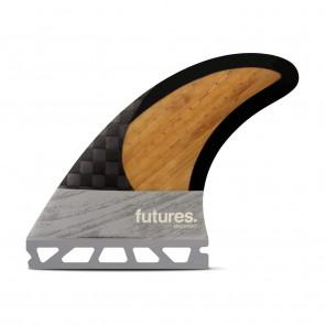 Futures V2 RM Blackstix 30 Thruster Set Bamboo