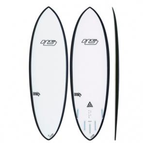 Hayden Shapes Hypto Krypto FF V Clear 56 Surfboard