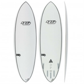 Haydenshapes Hypto Krypto FF V Blonde 58 Surfboard