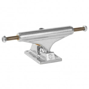 Independent 144 Silver Skateboard Truck Pair