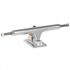 Independent 215 Silver Skateboard Truck Pair