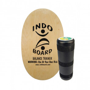 Indo Board with Roller Natural