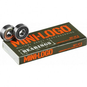 Mini Logo Bearings 8pk