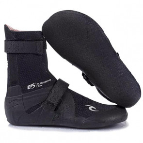 Rip Curl 3mm Flash Bomb Hidden Split Toe Wetsuit Booties - 2018