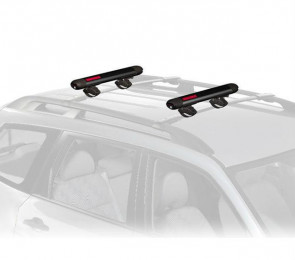Yakima FatCat 4 pair ski  2 board carrier with locks 03087