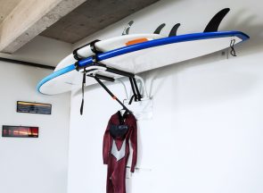 Zero Gravity Double Surboard Wall Rack