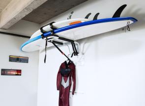 Zero Gravity Double Surboard Wall Rack