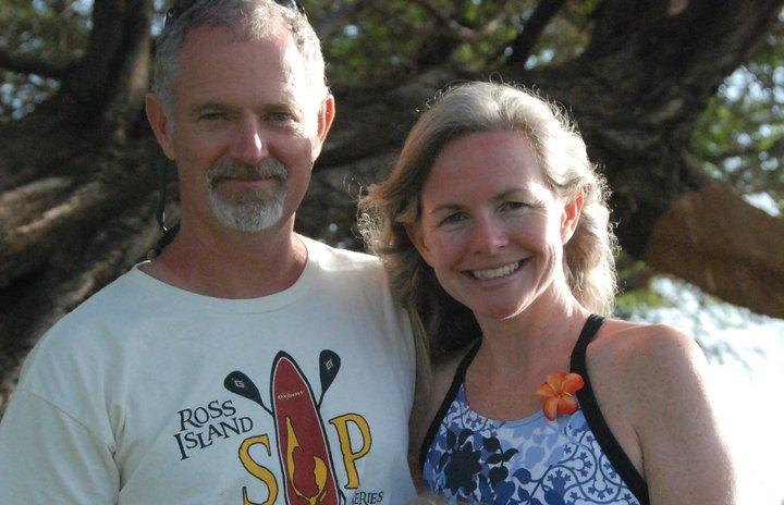 Bob and Kim Rueter