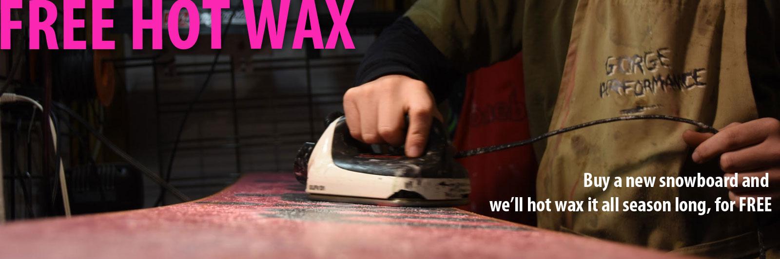 Free Hot Wax