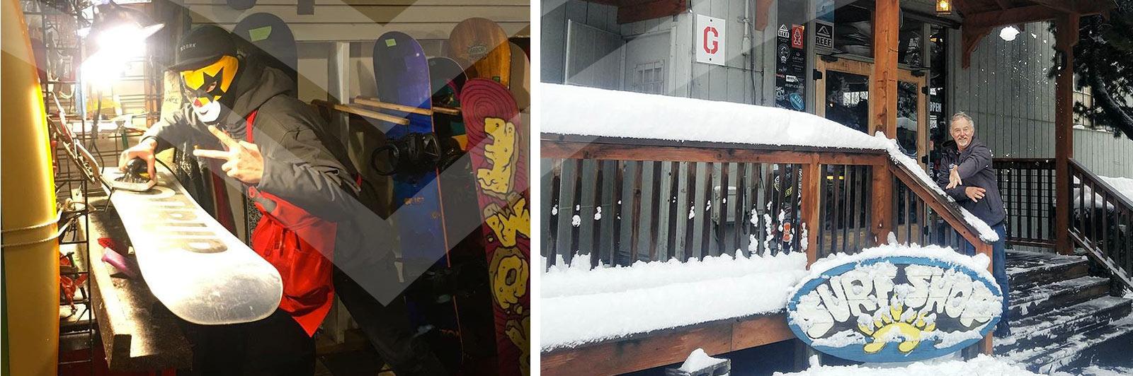 Gorge Performance Snowboard Shop