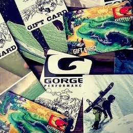 Gorge Gift Cards