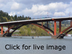 Sellwood Bridge Cam