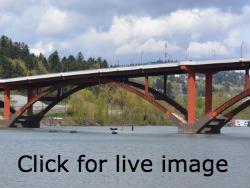 Sellwood Bridge Cam